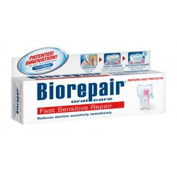 Biorepair Fast Sensitive Repair Toothpaste (non Fluoride)