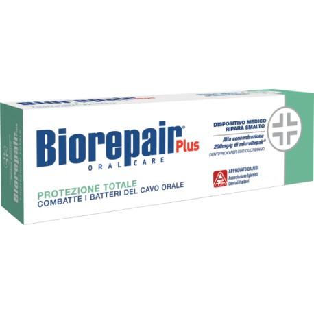 Total Protection plus toothpaste, 100ml (non fluoride)